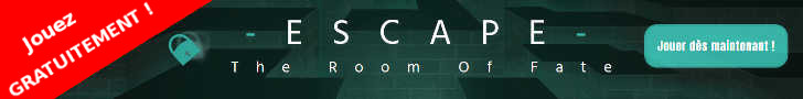 Jeu Escape Room En Ligne